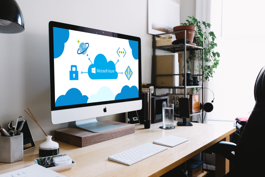 Microsoft Azure Management on a Mac Desktop